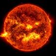 NASA опубликовало потрясающее изображение магнитного поля Солнца