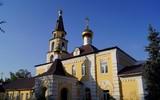 Священнослужитель построил храм на садовом участке в Башкирии