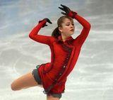 Липницкая готовится к новому сезону в США с новым хореографом
