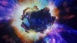Двухметровый астероид взорвался над поверхностью Земли