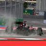 Формула-1: Дождевая тренировка в Сочи осталась за Массой