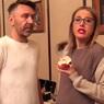 Сергей Шнуров опубликовал скандальное видео с беременной Ксенией Собчак