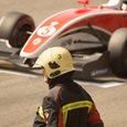 У российского гонщика отказали тормоза в первой гонке «Формулы-1»
