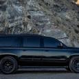 Роскошный Cadillac Escalade превратили в броневик
