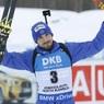 Биатлонист Антон Шипулин победил на довыборах в Госдуму