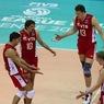 Сборная России по волейболу не выполнила поставленных задач