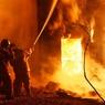 В Самаре бабушка с тремя внуками сгорели при пожаре
