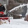Холодный атмосферный фронт принес в столичный регион мощный снегопад