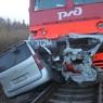 Водитель автобуса, попавший в ДТП с поездом в Ленобласти, употреблял наркотики