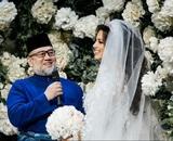 Бывший король Малайзии заподозрил Оксану Воеводину в неверности