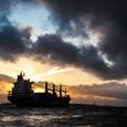 Взрыв произошёл на танкере в порту Махачкалы