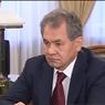 Сергей Шойгу прокомментировал заявление главы СБУ