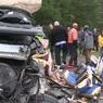 Погибший под Красноярском водитель микроавтобуса не имел лицензии