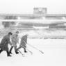 Трасса Оренбург-Орск вновь перекрыта после трагедии из-за снежных заносов