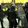 В Тбилиси спецназ начал разгонять протестующих у здания парламента