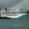 На Costa Concordia перевозили крупную партию кокаина