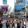Японец намеренно въехал в толпу пешеходов в Токио