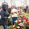 Путин пообещал защитить народный мемориал Немцову