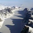 В Арктике обнажился пейзаж, скрывавшийся подо льдами 40 000 лет