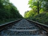 Поезд сошел с рельсов на вокзале в Нью-Йорке