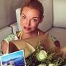 Как Настя Волочкова влезла в платье 10-летней девочки и вышла в нем в свет (ФОТО)