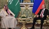 Песков сообщил о визите Путина в Саудовскую Аравию в октябре