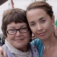 Мама Жанны Фриске написала ей письмо на вторую годовщину смерти
