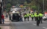 В Боготе прогремел взрыв. Пострадало более 20 человек