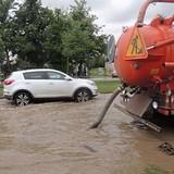Наводнение в Кубани добралось до жилых домов