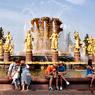 В Москве на ВДНХ 30 апреля включат фонтаны