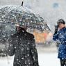 В воскресенье в Москве ожидается снег и до плюс 2 градусов тепла