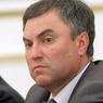 Вячеслав Володин пояснил коллегам, как надо относиться к истории нашей страны