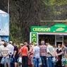 Запасов продовольствия в Донецке хватит от силы на неделю
