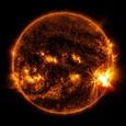 На Солнце произошла одна из крупнейших в истории вспышек