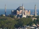 В соборе Святой Софии умер турецкий муэдзин