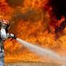 В пожаре на севере Москвы пострадала беременная, а в центре из-за пожара перекрывали движение