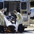 США обошли Китай по числу смертельных случаев от коронавируса