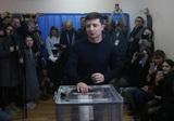 ЦИК Украины признал необходимость второго тура выборов