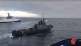 ЕС ввёл санкции против 8 россиян из-за конфликта в Керченском проливе
