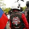 """Байкеры """"Ночные волки"""" отличились на пожаре в Севастополе"""