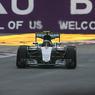 Первую гонку Формулы-1 в Азербайджане выигрывает Росберг