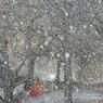 """В Москве на 1 января объявлен """"жёлтый"""" уровень погодной опасности"""