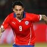 Игрок сборной Чили сделал татуировку в честь промаха в матче с Бразилией