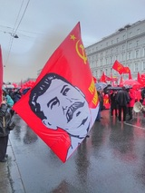 Коммунистам в день рождения Ильича отказали в Первомае в Питере