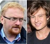 Виталий Милонов обвинил Прохора Шаляпина в гомосексуальности ФОТО