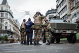 Бельгийская «кухня» террора в Париже