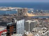 """Президент Ливана допустил возможность """"внешнего воздействия"""" при взрыве в Бейруте"""