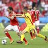 ЕВРО-2016: Румыния и Швейцария поделили очки