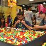 Страсть и страдание в пластмассовых кубиках Лего (ФОТО)