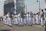 Главный военно-морской парад прошел в Санкт-Петербурге и Кронштадте